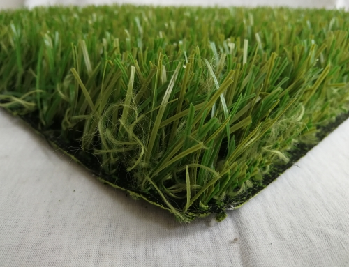 Qingdao Changzhou Plastic industry can produce Wrapped yarn artficiail grass