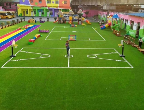 The Most important 1 Item for the kindergarden artificial turf !!