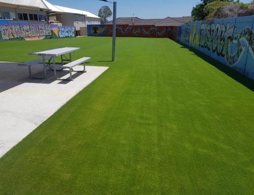 SANHE Artificial grass got High Reputation from Australia Client.